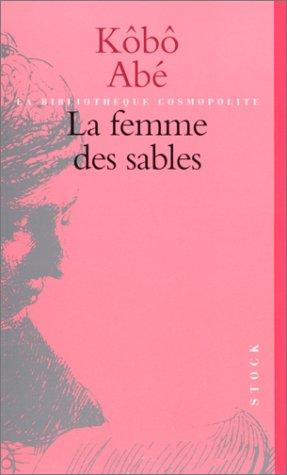 9782234046351: La femme des sables (La Cosmopolite)
