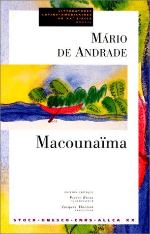 MACOUNAIMA: Andrade Mario de