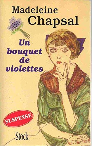 9782234047877: Un bouquet de violettes