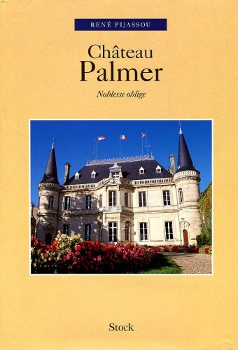 9782234047952: Chateau palmer vers.anglaise (Libel. Pas Inst)