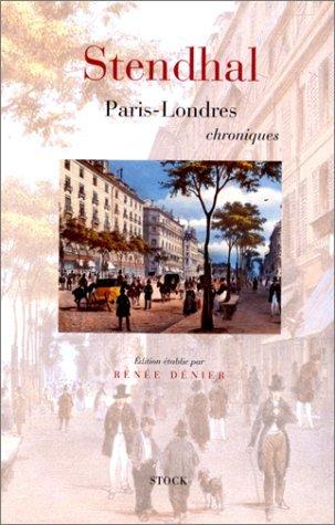 9782234048140: Paris-Londres: Chroniques (French Edition)