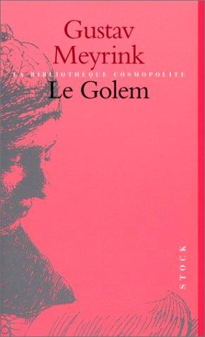 9782234049314: Le Golem