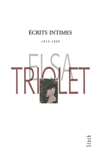 9782234050372: Ecrits intimes 1912-1939