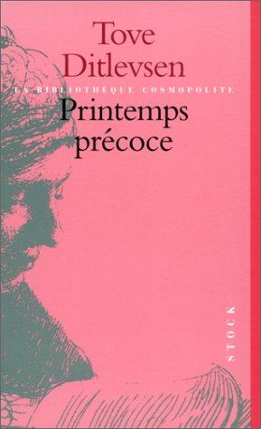 9782234050952: Printemps precoce (French Edition)