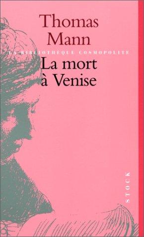 9782234051409: La Mort à Venise