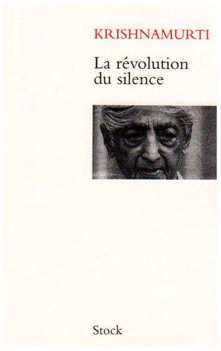 9782234051416: La Révolution du silence
