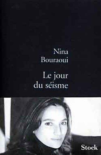9782234051508: Le jour du séisme (French Edition)