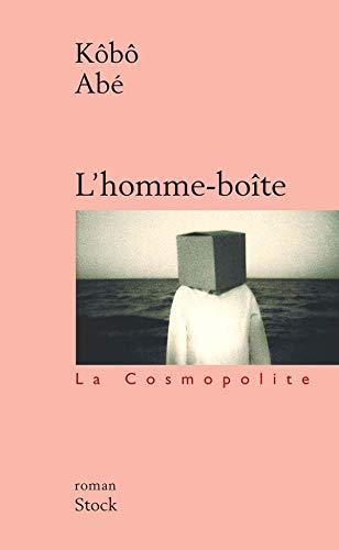 HOMME BOÎTE (L'): AB� K�B�