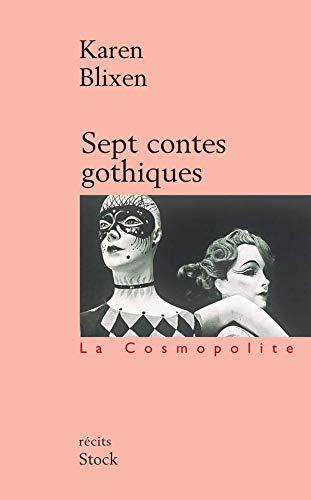 9782234057180: sept contes gothiques