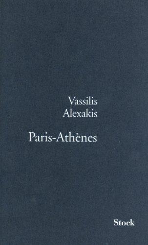 9782234058446: Paris-Athènes