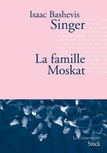 9782234058798: La famille Moskat