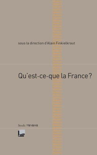 9782234059658: Qu'est-ce Que La France? (French Edition)