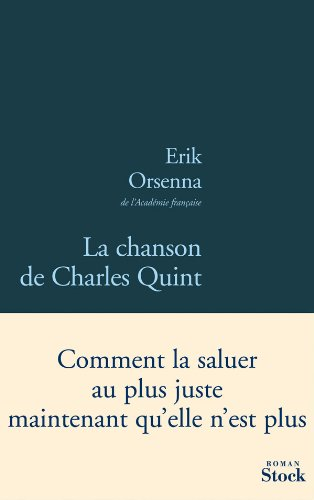 9782234061408: La chanson de Charles Quint (French Edition)