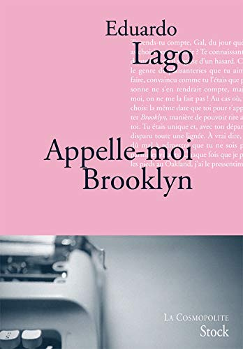 APPELLE-MOI BROOKLYN: LAGO EDUARDO