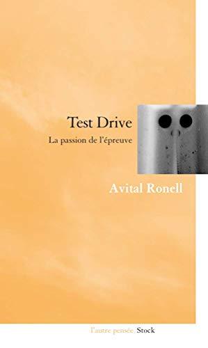 9782234061774: Test drive : La passion de l'épreuve
