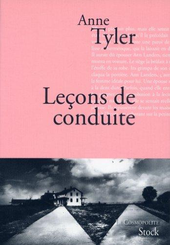 LEÇONS DE CONDUITE: TYLER ANNE