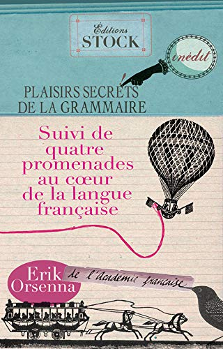 9782234063884: Plaisirs secrets de la grammaire : Coffret 4 volumes (French Edition)