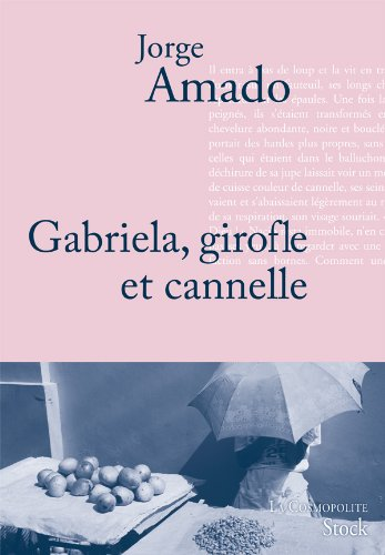 9782234064300: Gabriela, Girofle et Cannelle