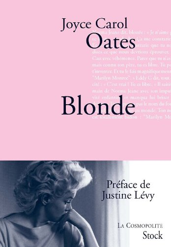 9782234064690: Blonde (La cosmopolite)