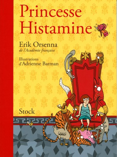 9782234065000: Princesse Histamine (French Edition)