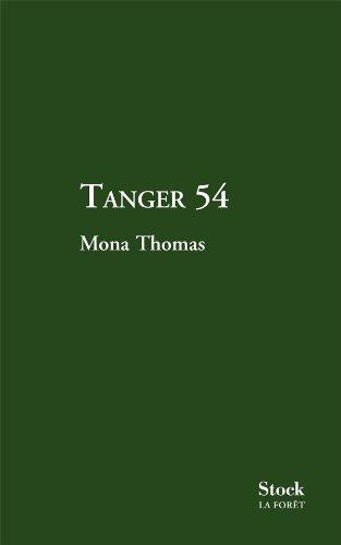 TANGER 54: THOMAS MONA