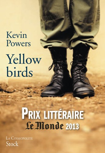 YELLOW BIRDS: POWERS KEVIN