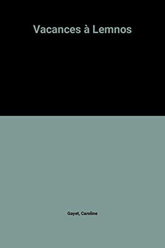 9782235001052: Vacances � Lemnos