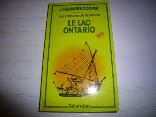 9782235005890: Le Lac Ontario