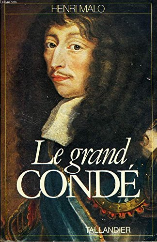 9782235008563: Le Grand Condé