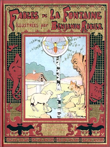 Les Fables de La Fontaine: Benjamin Rabier