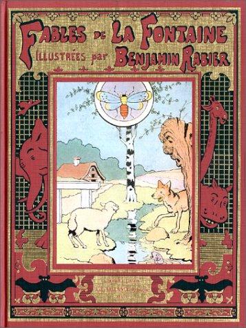 Fables de La Fontaine: Fabeln La Fontaine,