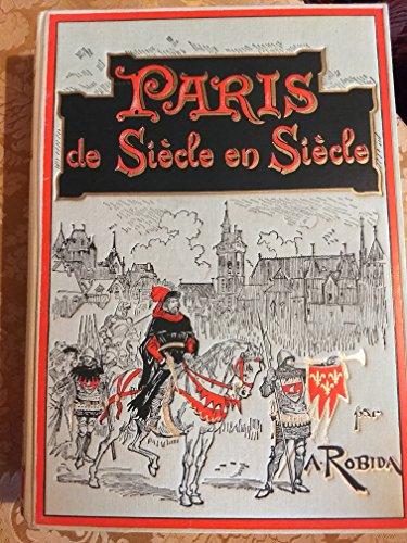 9782235017039: Paris de siecle en siecle