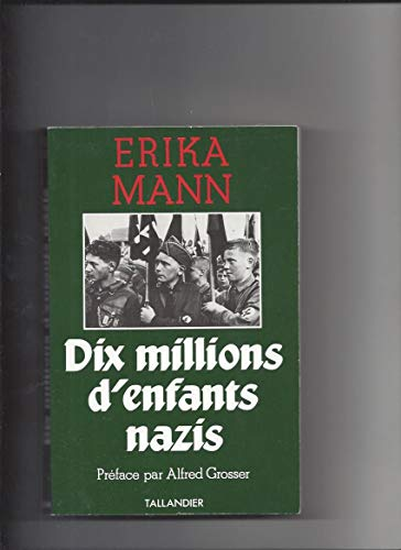 9782235017268: Dix millions d'enfants nazis