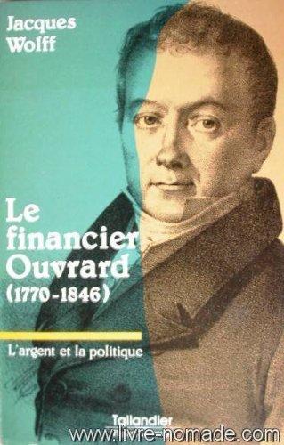 9782235020787: Le financier Ouvrard : L'argent et la politique