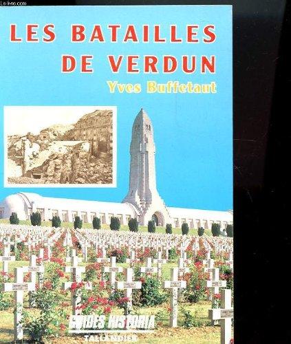 Les batailles de Verdun: Yves Buffetaut