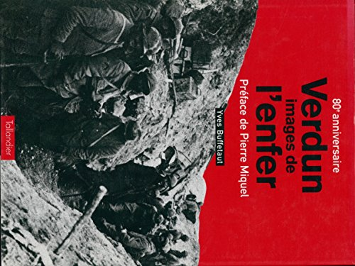 9782235021463: Verdun, images de l'enfer