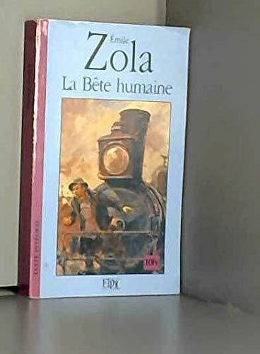 La bête humaine (Grands classiques) [Paperback] [Jan: Émile Zola