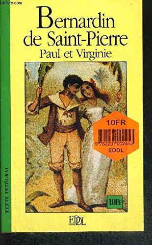9782237000671: Paul et Virginie (Grands classiques)