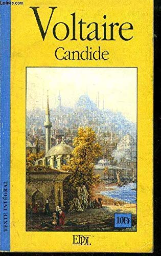 The search for happiness in the novel candide by voltaire