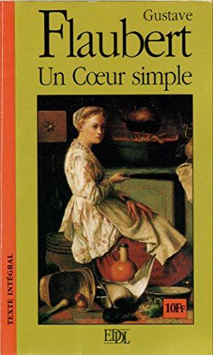 9782237000855: Un coeur simple Suivi de La légende de saint Julien l'Hospitalier (Grands classiques)