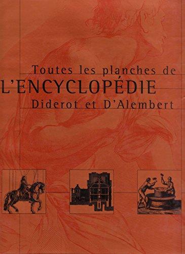 9782237005119: L'Encyclopédie Diderot et d'Alembert