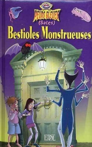 Sales) bestioles monstrueuses: María José Valero