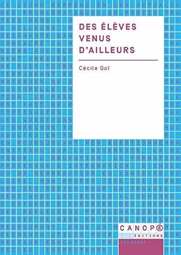 Des élèves venus d'ailleurs: Cécile Goï