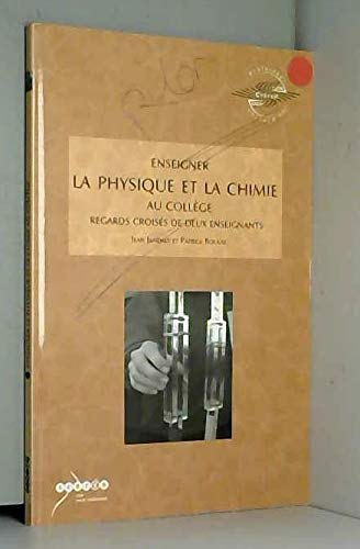 9782240724434: Enseigner au college programmes et accompagnement physique chimie