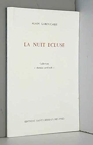 9782243016130: La Nuit écluse