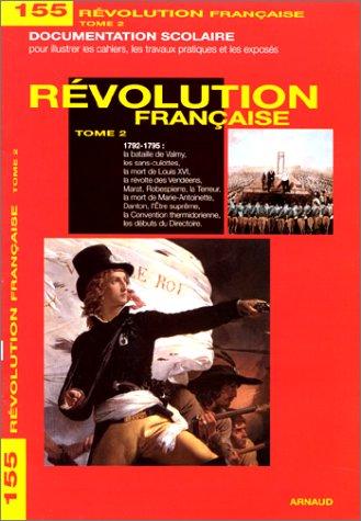 9782244001555: Révolution française. Tome 2, 1792-1795