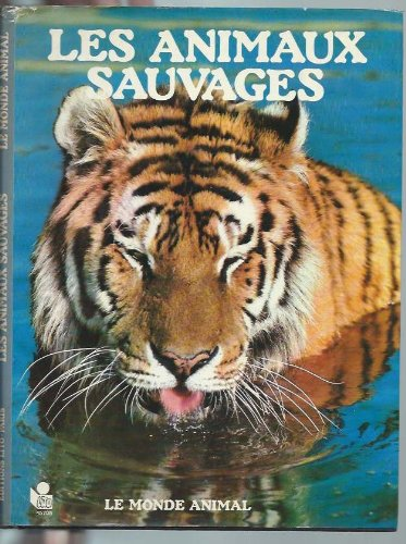9782244006000: Les Animaux sauvages