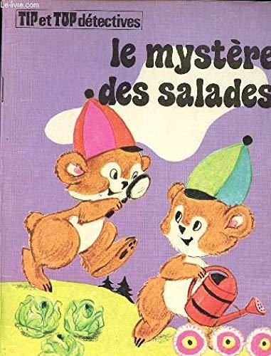 Le Mystère des salades (Tip et Top: Agathon Ohlsson, Solveig;