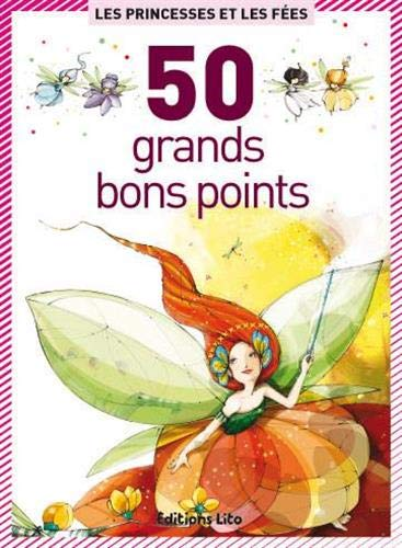 9782244018119: 50 bons points : Princesses et Fées