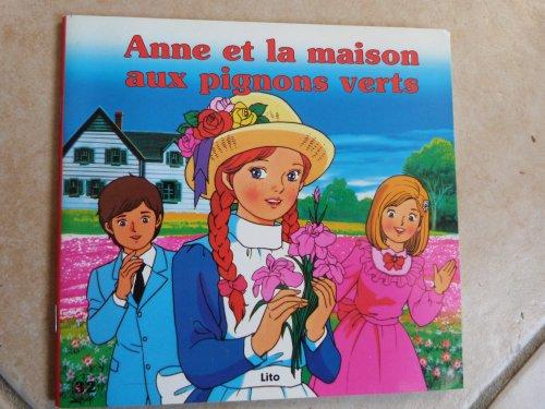 9782244018379: Anne et la maison aux pignons verts (Minicontes classiques)